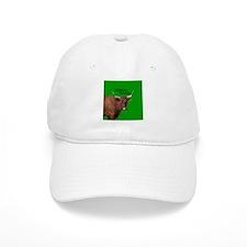 Milking Devon Baseball Cap
