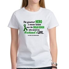 Hero I Never Knew 1 (Husband) Tee