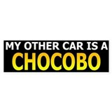 Bumper Car Sticker