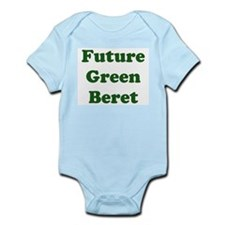 Future Green Beret Infant Creeper