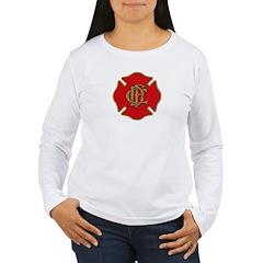 Chicago Fire Women's Long Sleeve T-Shirt