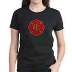 Chicago Fire Women's Dark T-Shirt