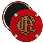 Chicago Fire Magnet