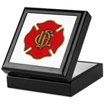 Chicago Fire Keepsake Box