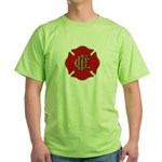 Chicago Fire Green T-Shirt