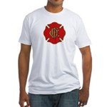 Chicago Fire Fitted T-Shirt