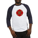 Chicago Fire Baseball Jersey