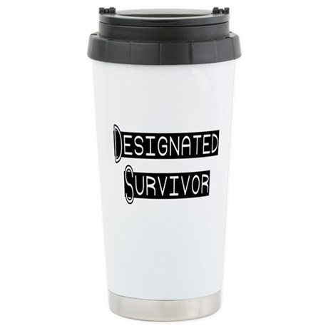 Designated Survivor Ceramic Travel Mug