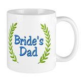 Bride's Dad (ferns) Small Mug