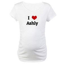 I Love Ashly Shirt