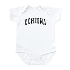 Echidna (curve-grey) Infant Bodysuit