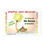Whipa Uee Island Postcards (Package of 8)