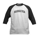 Barracuda (curve-grey) Tee
