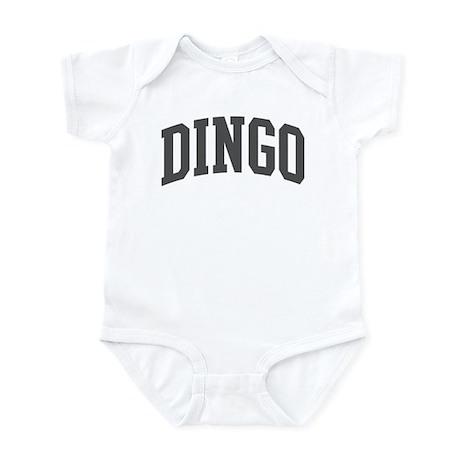 Dingo (curve-grey) Infant Bodysuit
