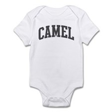 Camel (curve-grey) Infant Bodysuit