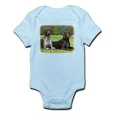 German Shorthaired Pointer 9J37D-09 Infant Bodysui