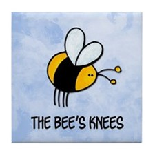 The Bee's knees Art Tile