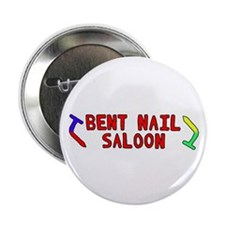 "Bent Nail 2.25"" Button"