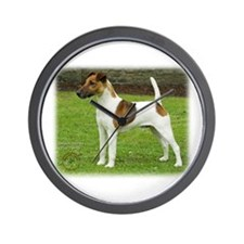 Fox Terrier 9T072D-126 Wall Clock