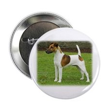 "Fox Terrier 9T072D-126 2.25"" Button (100 pack)"
