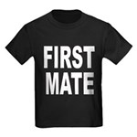 First Mate Kids Dark T-Shirt