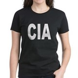 CIA Central Intelligence Agen Tee