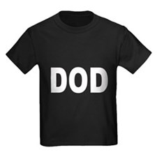 DOD Department of Defense T