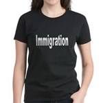 Immigration Women's Dark T-Shirt