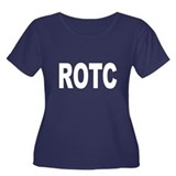 ROTC Reserve Officers Trainin Women's Plus Size Sc