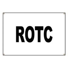 ROTC Reserve Officers Trainin Banner