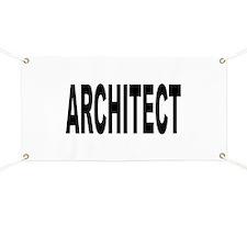 Architect Banner