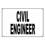 Civil Engineer Banner