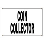 Coin Collector Banner