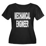 Mechanical Engineer Women's Plus Size Scoop Neck D