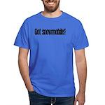 Got Snowmobile? Dark T-Shirt