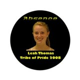 "Leah Thomas 3.5"" Button"