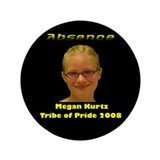 "Megan Kurtz 3.5"" Button"