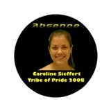 "Caroline Sieffert 3.5"" Button"
