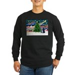 XmasMagic/TibetanTer 5 Long Sleeve Dark T-Shirt