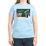 XmasMagic/TibetanTer 5 Women's Light T-Shirt