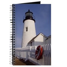 Pemaquid Point Light Journal