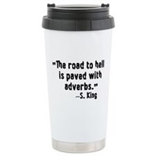 The Road To Hell Travel Mug