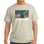 Xmas Magic / Skye Terri Light T-Shirt