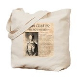 Tom Custer Tote Bag