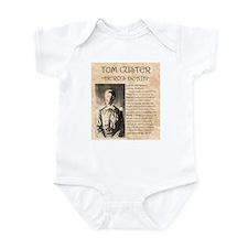 Tom Custer Infant Bodysuit
