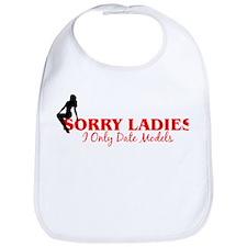 Sorry Ladies Bib