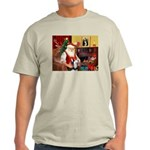 Santa's Sib Husky Light T-Shirt