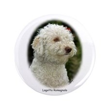 "Lagotto Romagnollo 9M048D-18 3.5"" Button (100 pack"