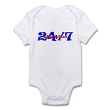 Diabetes 24/7 Infant Bodysuit