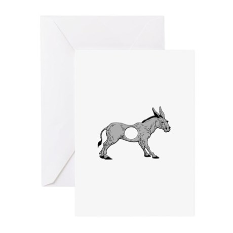 Ass Hole Greeting Cards (Pk of 10)